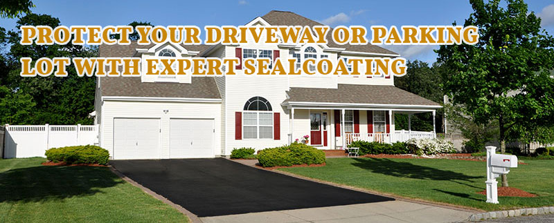 Protect Your Driveway or Parking Lot with Expert Sealcoating